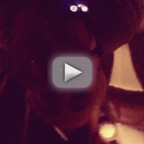 Miley Cyrus Smokes Weed on Instagram
