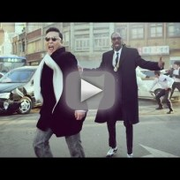 Psy feat snoop dogg hangover