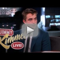 Robert Pattinson Explains Why He's Homeless