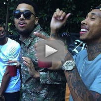Chris Brown: Not Gonna Stop Partying