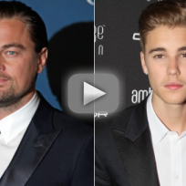 Leonardo dicaprio to justin bieber step off
