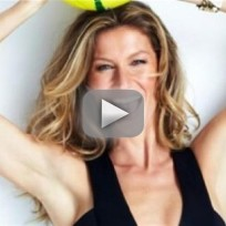 Gisele bundchen to hand out world cup trophy