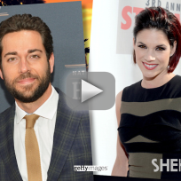Missy peregrym zachary levi married