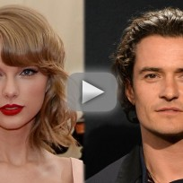 Orlando bloom wants taylor swift