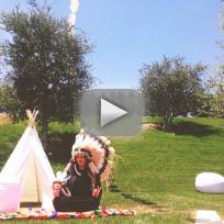 Khloe Kardashian Sparks Outrage Among Native Americans