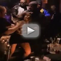 Love and hip hop atlanta fight clip