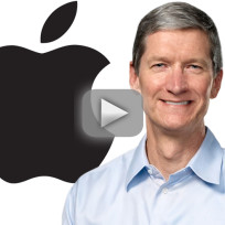 Tim Cook Accidentally Gets Outed as Gay