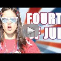 "Rosa G - ""Fourth of July"""