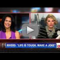 Joan Rivers Cuts Short CNN Interview