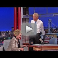 David letterman disses joan rivers
