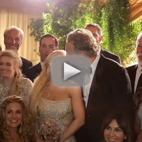 Jessica simpson wedding video