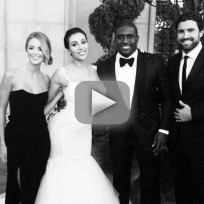 Brody jenner attend reggie bush wedding