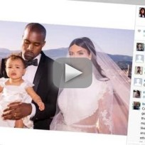 Kim Kardashian and Kanye West Pay for North Body Double
