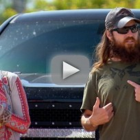 Duck dynasty clip car wash