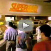 1988 wendys superbar commercial