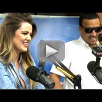 Khloe Kardashian, French Montana Interview