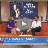 Jamie dornan dakota johnson on today