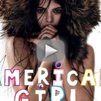Kendall Jenner: Topless for Love!