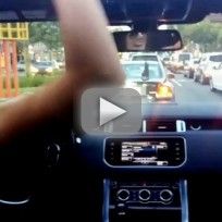 Kendall Jenner: Terrible Driver