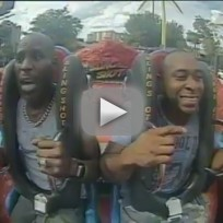 DMX FREAKS on Amusement Park Ride