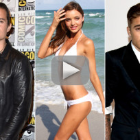 Orlando Bloom vs. Justin Bieber!!!