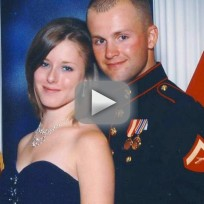 Marine's Pregnant Wife Still Missing