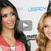 Kardashians Take on Adrienne Bailon