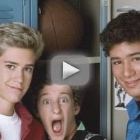 Breckin meyer and mark paul gosselaar bash dustin diamond