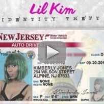 Lil kim identity theft