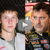 Tony stewart kills kevin ward jr