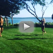 Kendall jenner and jaden smith swimsuit dance