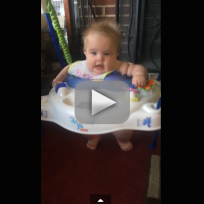 Baby dances to 2 chainz