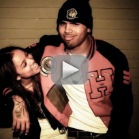 Chris brown karrueche tran love fest
