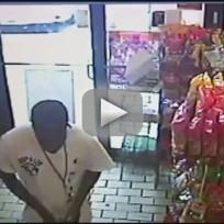 Michael Brown Surveillance Video