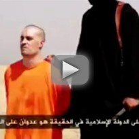 James foley executed by islamic militants