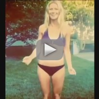 Gwyneth paltrow ice bucket challenge