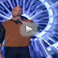 Michael brown vma tribute common
