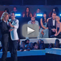 Homeless Man Accepts Miley Cyrus Award