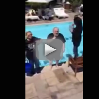 George rr martin takes ice bucket challenge