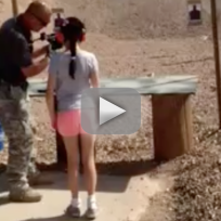 9-Year-Old Girl Kills Shooting Instructor