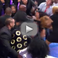Love and hip hop atlanta fight video