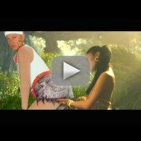 Ellen degeneres joins anaconda video