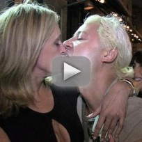 Sonja Morgan Drunk in NYC!