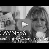 Beyonce and jay z bang bang