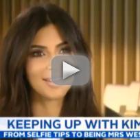 Kim Kardashian: I'm Trying to Get Pregnant!