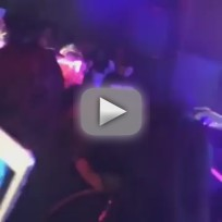 August alsina passes out on stage