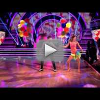 Sadie robertson and mark ballas dancing with the stars week 1 pe
