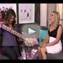 Shannon beador accepts best housewife ever award