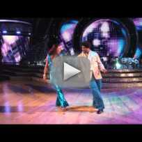 Tavis Smiley & Shana Burgess - Dancing With the Stars Week 2 Performance