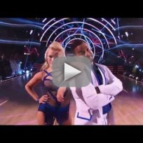 Alfonso Ribeiro & Witney Carson - Dancing with the Stars Week 2 Performance